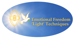 Emotional Freedom 'Light' Techniques with Rowena Beaumont logo