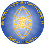 Emotional Freedom 'Light' Techniques with Rowena Beaumont seal