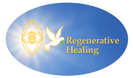 Regenerative Healing with Rowena Beaumont logo