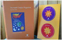 Health Creation workbook and CD's